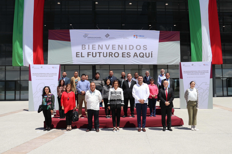Industria Mexicana del Juguete evalúa inversiones en Puebla: Economía