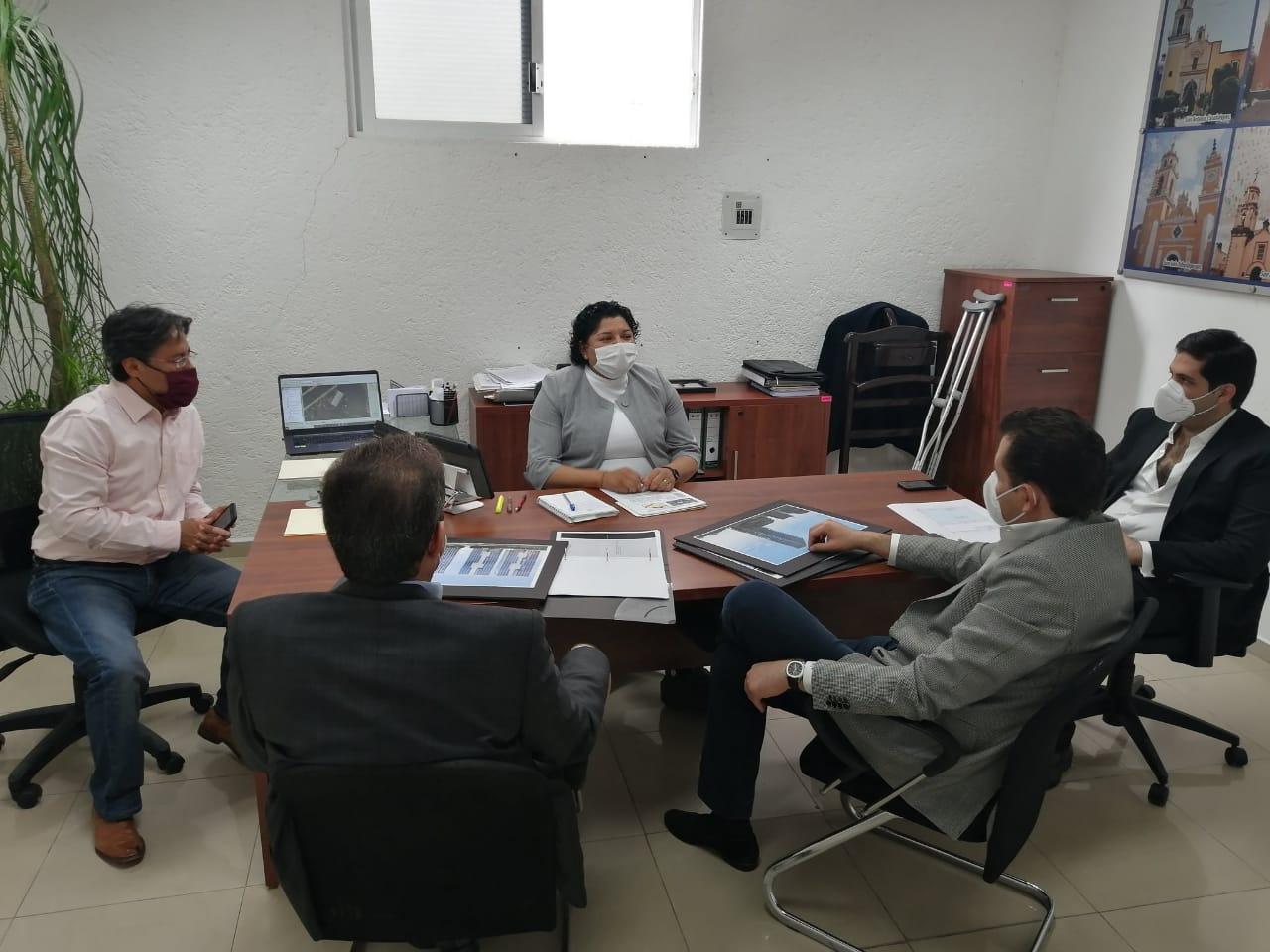 Recorte a la nómina y suspensión de obra prevé presidenta de San Andrés Cholula