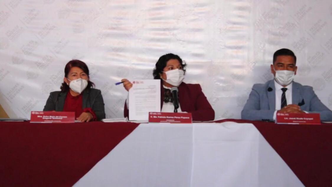 Pérez Popoca acusa a Huepa y Paisano de servilismo con el morenovallismo