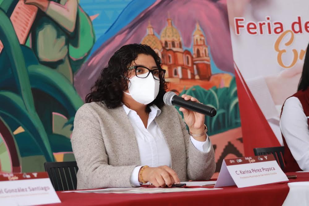 Niega Karina Pérez que vaya heredar sindicalizados a Tlatehui
