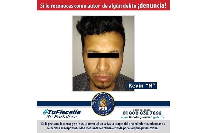 Kevin se hizo pasar por doctor y violó a una embarazada