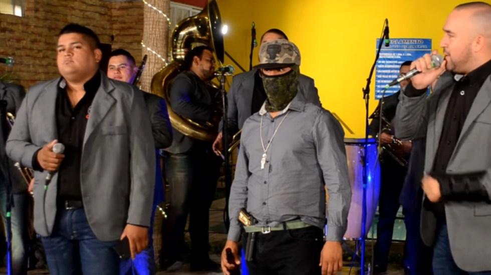 Asesinan a vocalista de La Acelerada en Sonora