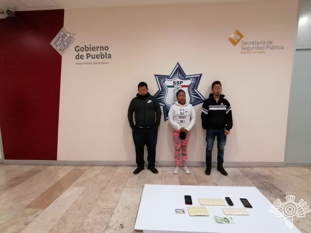Detienen a La Bicho, narcomenudista de El Pelón