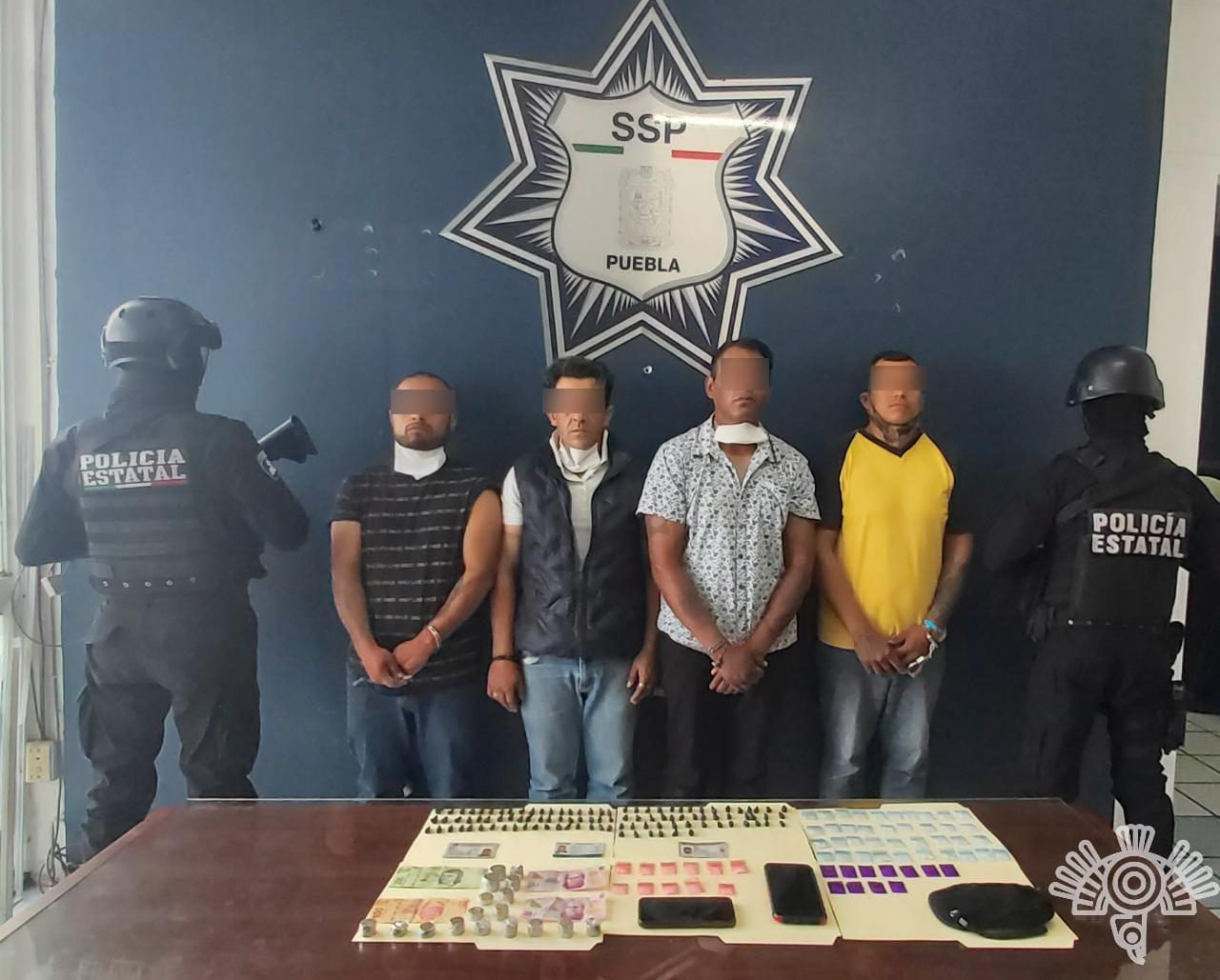 Caen presuntos narcomenudistas de La Mafia de Analco