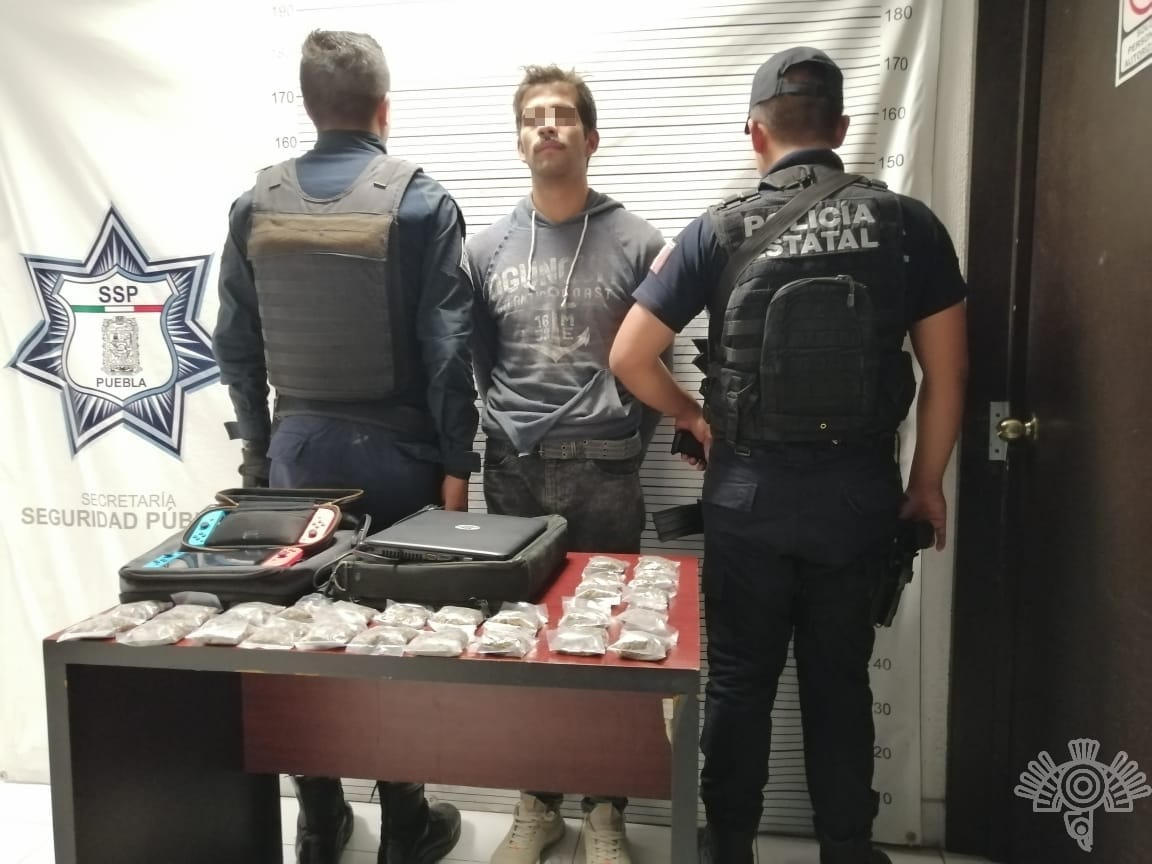 Tras persecución lo detienen por robo en La Margarita