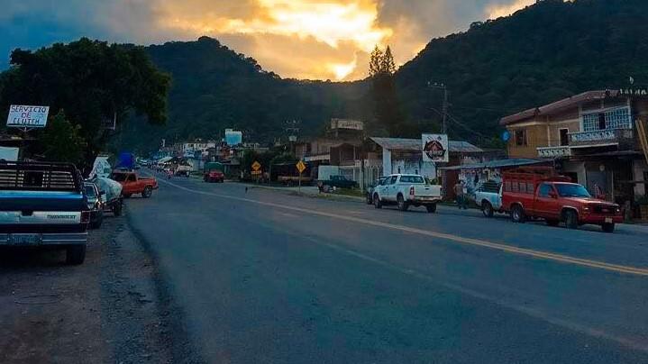 Acribillan a comisario de La Ceiba en Xicotepec