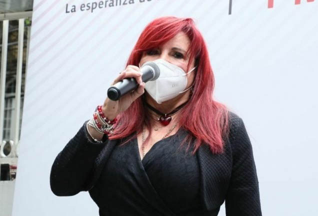 Rompe PT con Layda Sansores, candidata de Morena a gubernatura de Campeche