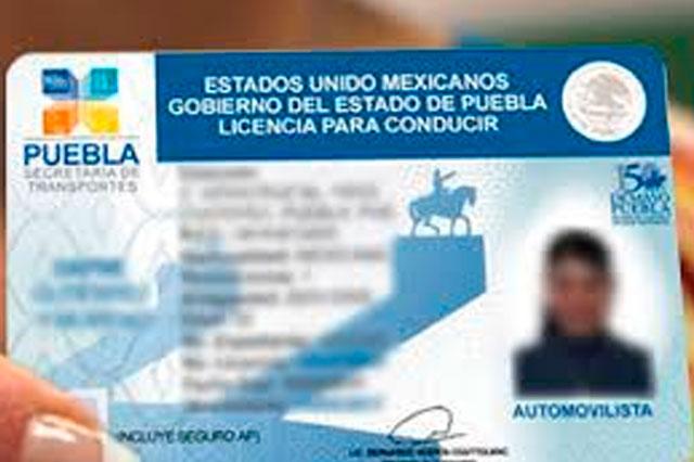 Cancela Barbosa licencia permanente creada por Moreno Valle