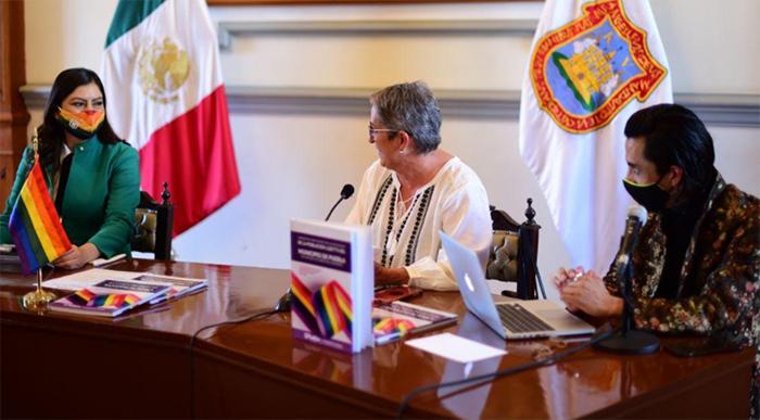 Ayuntamiento de Puebla presentó el Primer Diagnóstico de Problemáticas LGBTTTI