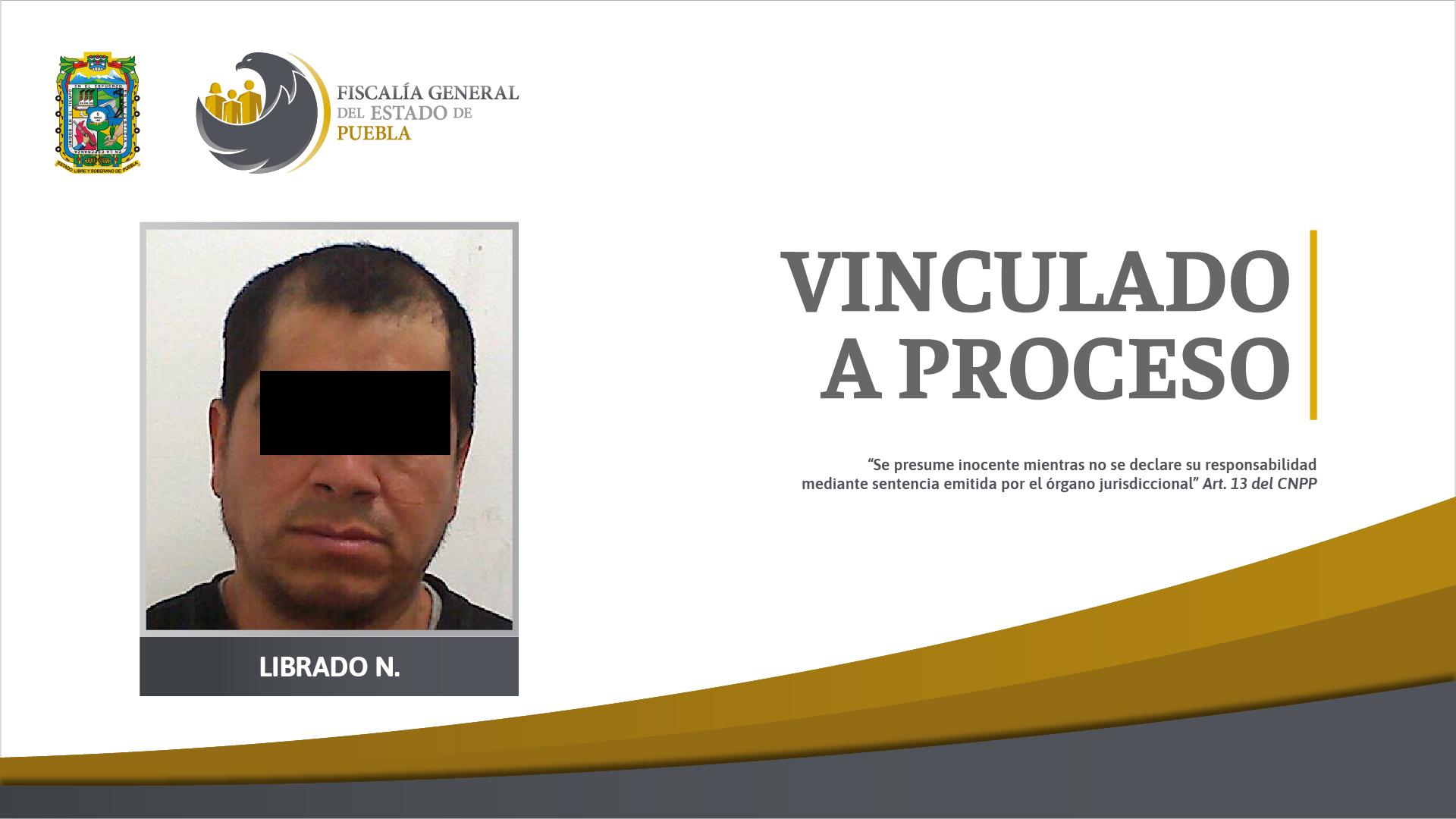 Amenazó a su ex pareja con una pistola y ahora va a la cárcel en Puebla