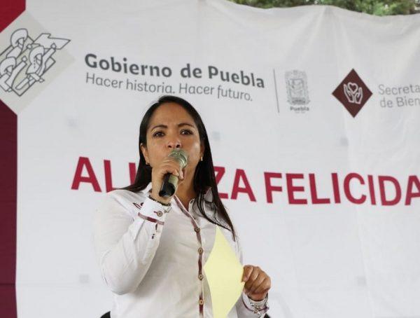 Lizeth Sánchez se reincorpora a la Secretaría Bienestar tras dar negativo a Covid