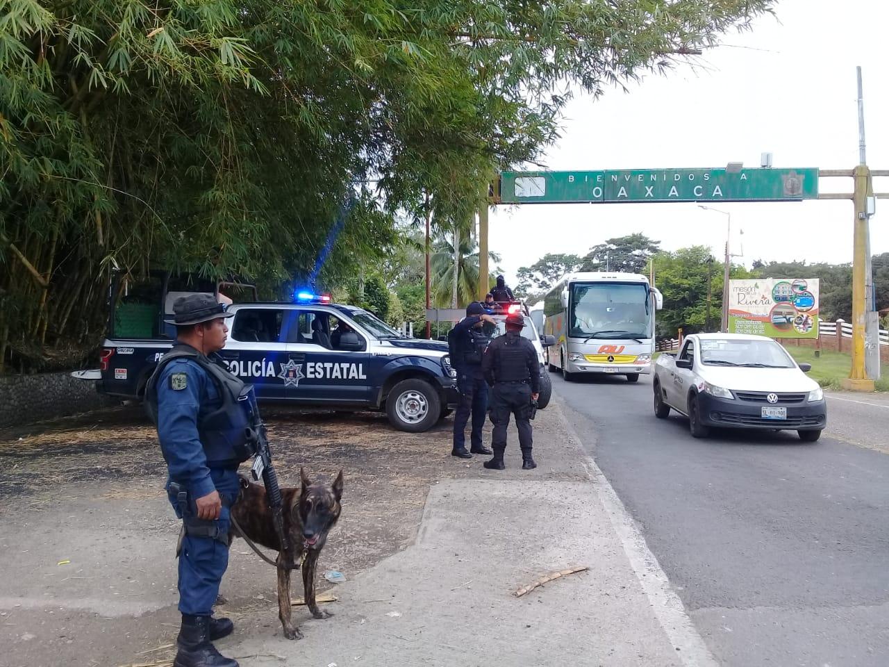 Exigen mayor seguridad en límites de Puebla y Oaxaca