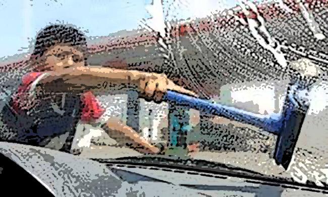 Desaparecen dos niños en la colonia Loma Linda y los hallan de limpiaparabrisas en Puebla