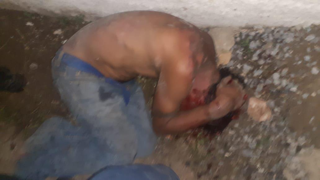 VIDEO Así lo lincharon por violar y matar al pequeño Axel