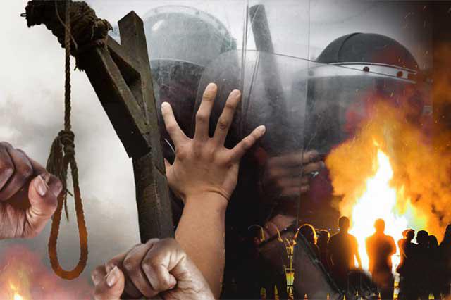 Basta a la falta de Estado de derecho: Megacable, tras linchamiento en Tlacoyalco