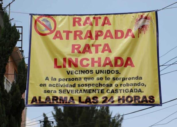 En Puebla, hay más de un intento de linchamiento al día: Barbosa