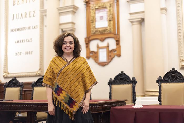 Es oficial: Liza Acevez deja la Secretaria General del Ayuntamiento de Puebla