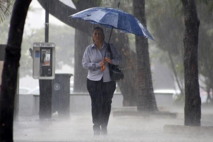 Prevén lluvias en varios estados incluido Puebla