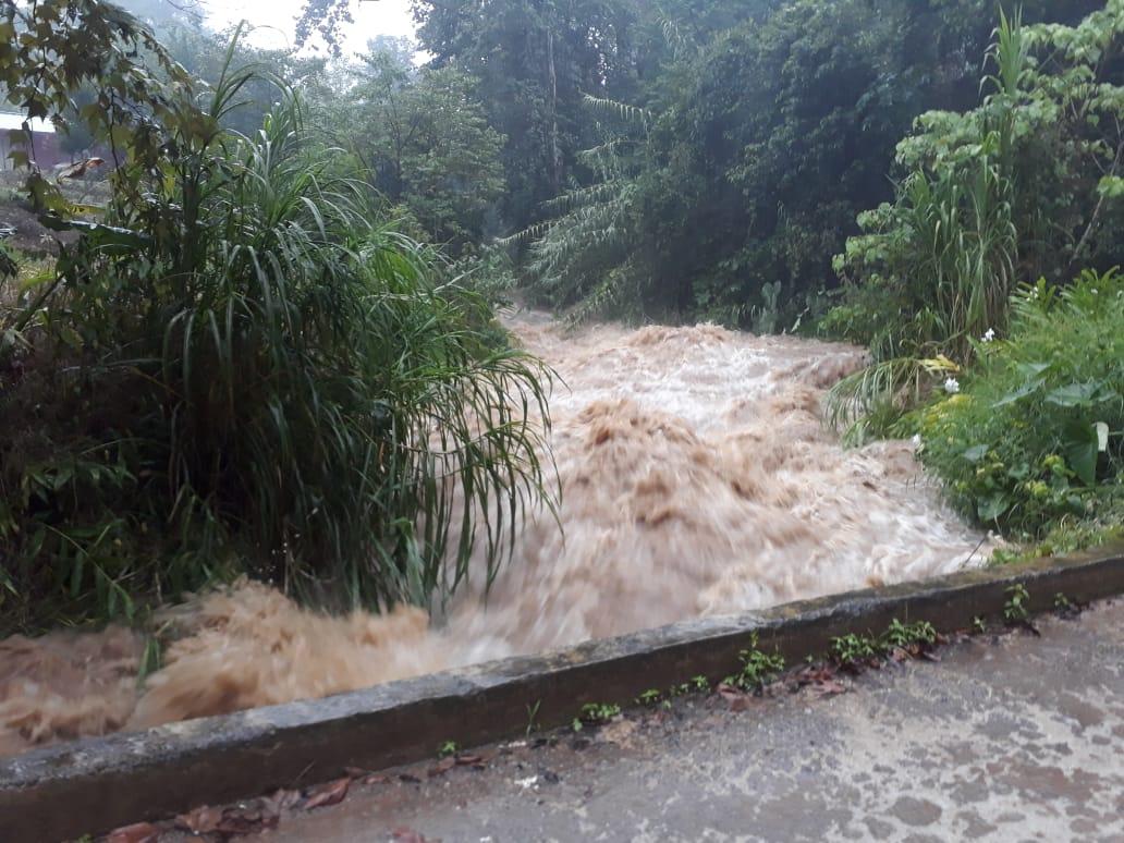Lluvias afectaron 8 municipios poblanos: Segob