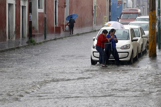 Hay 5 municipios poblanos en riesgo por temporada de lluvias: Segob