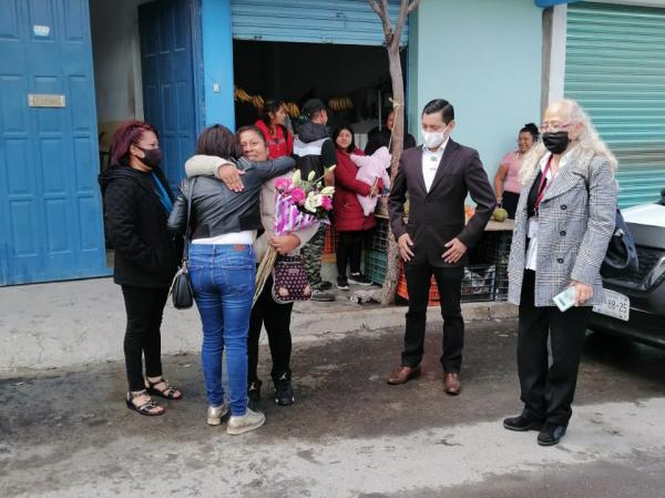 Tras 16 años desaparecidas, localizan a poblanas en el Estado de México