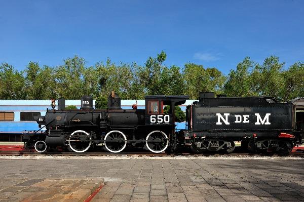 Con medidas sanitarias reabre al público Museo de los Ferrocarriles