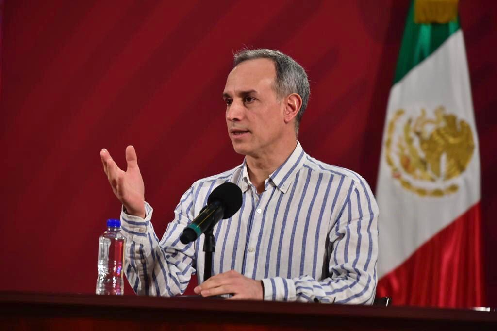 Pide López Gatell disciplina y cautela ante la pandemia