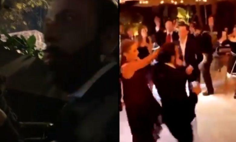 VIDEO Surge LordMisZapatos tras retirar a hombre de una fiesta en CDMX