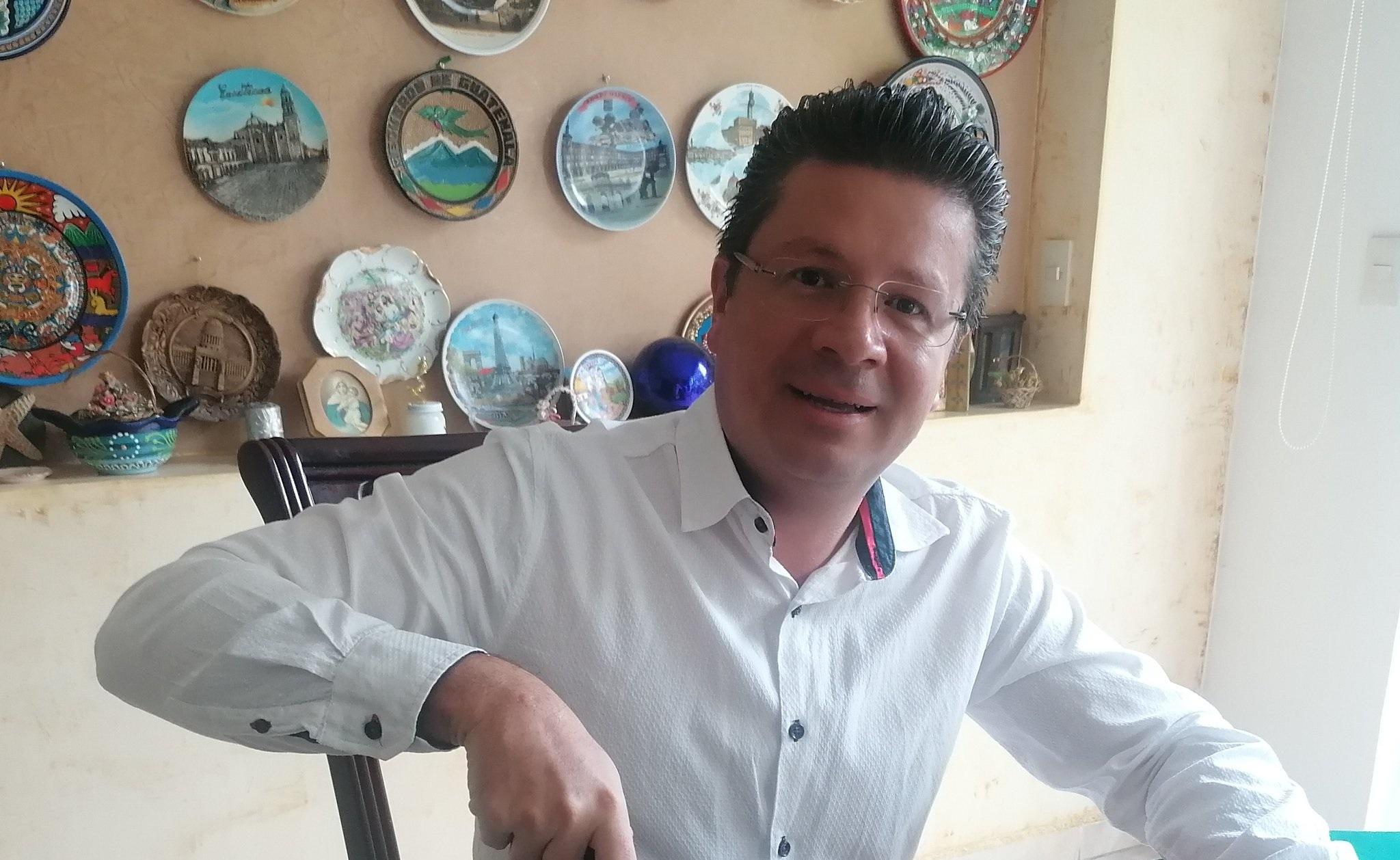 Denuncias contra Lorenzini son campaña negra: consejera de Morena