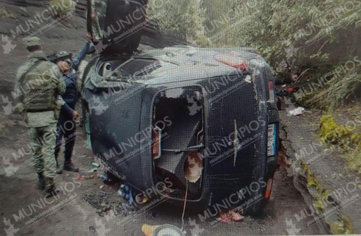 Detienen a banda Los Primos, atracadores de transportistas