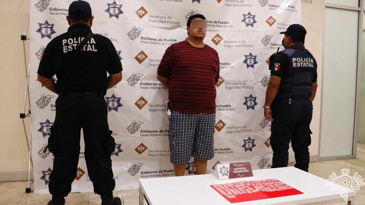 Detienen a integrante de Los Tapia en Zapotitlán de Méndez