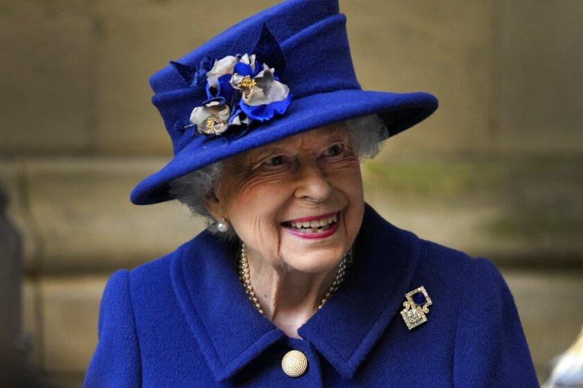 La reina Isabel guardará reposo por consejo médico