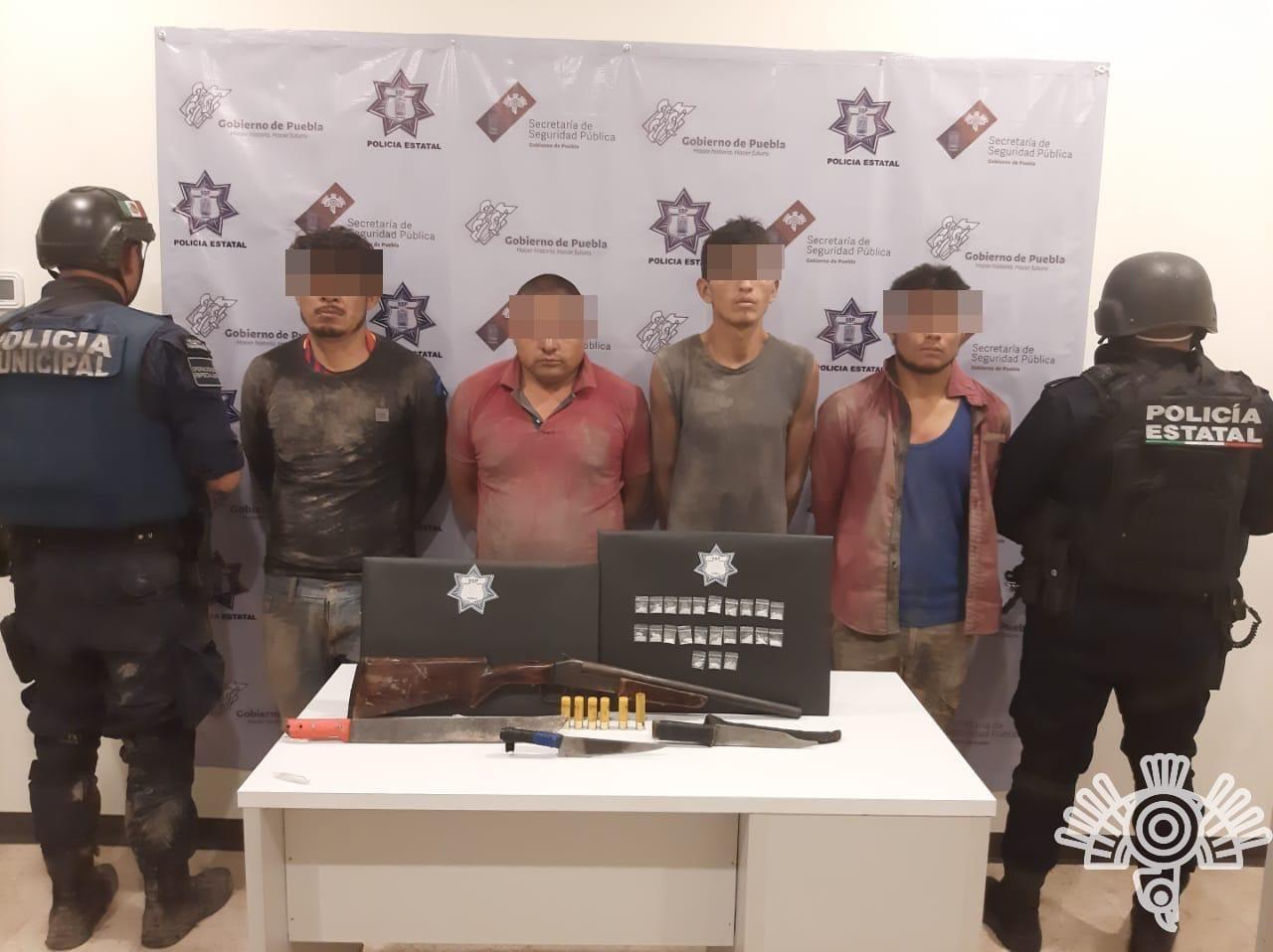Detienen a integrantes de la banda Los Bestias o Los Guapos