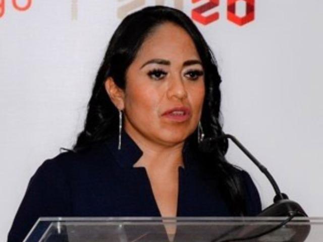 Presidenta de Cuautlancingo busca diputación local por Morena
