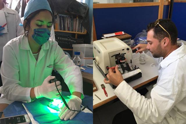Con método óptico, investigadores BUAP acortan tiempo de cicatrización de heridas