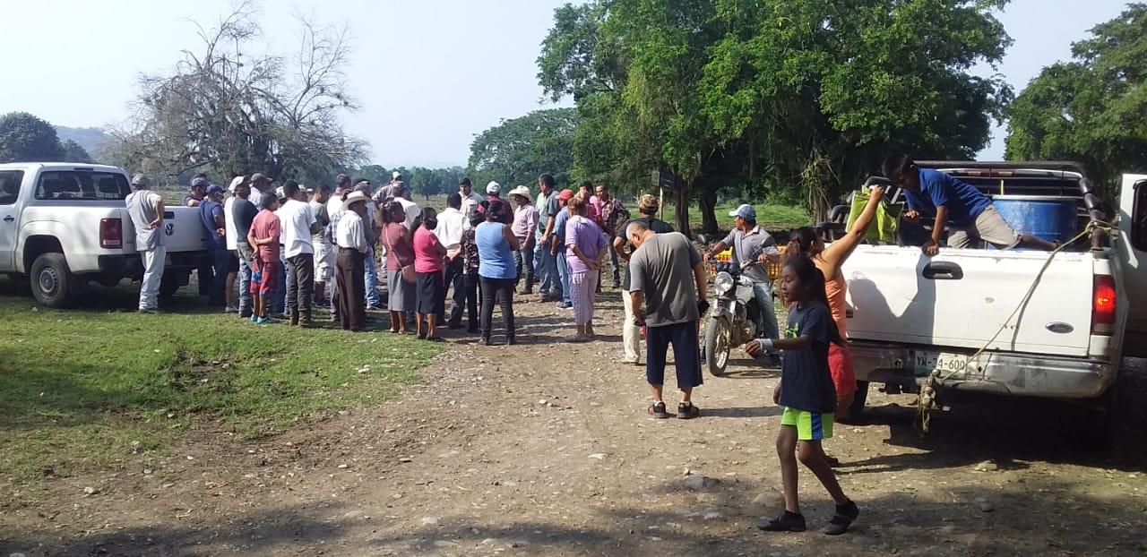 Se quedan sin luz por dos días en el municipios de Francisco Z. Mena