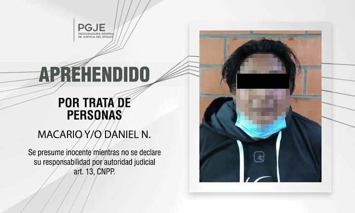 La hizo su novia en Veracruz para prostituirla en bares de Puebla