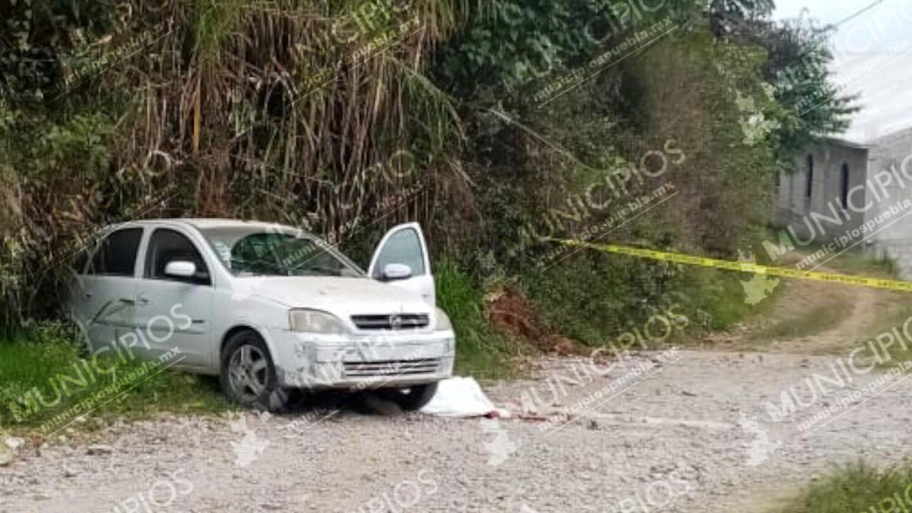 Asesinan a machetazos a comerciante en Xicotepec