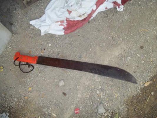 Banda Los Cubas machetea a policías en Coronango