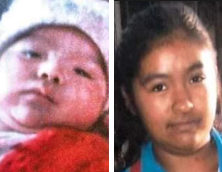 Madre y recién nacida desaparecen en Tepeaca