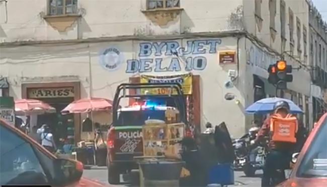 Realizan segundo operativo en la Maldita Vecindad en menos de una semana