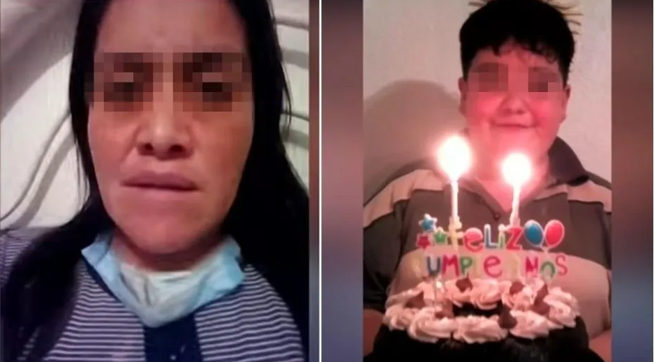 Niño muere cuando cuidaba a su mamá porque tenía COVID19