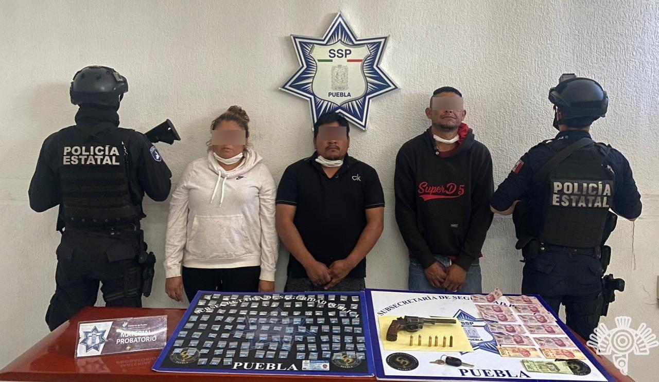 Cae operador de El Mamer en Tecamachalco; ofreció un millón para ser liberado