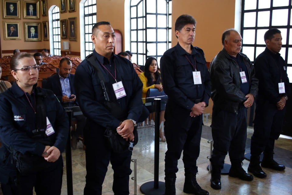 Despiden a mandos de Seguridad de Tehuacán por falta de resultados