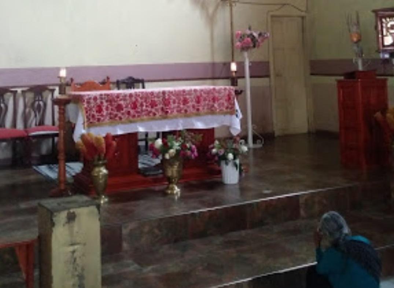En diablito, se roban alcancía de limosnas en Huauchinango