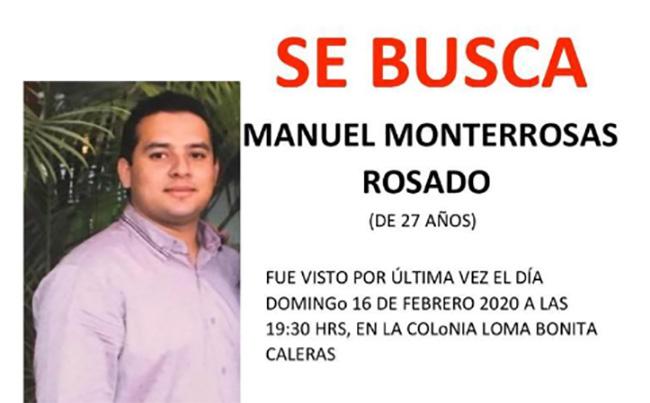 Manuel desapareció en la colonia Loma Bonita; ayuda a que regrese a casa