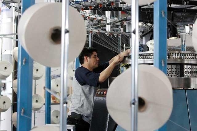 Actividad industrial en Puebla registra caída del 5%: INEGI