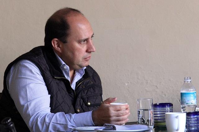 PES es una opción real y no polarizamos: Manzanilla