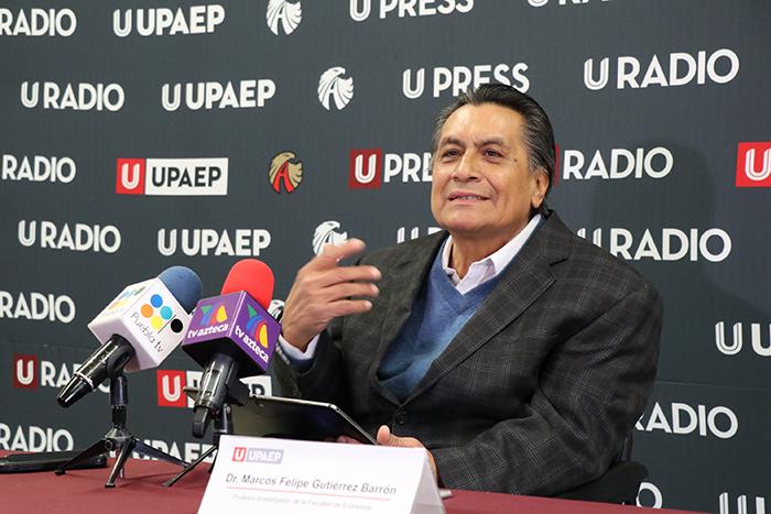 Estados manufactureros como Puebla la tendrán difícil el resto del año: UPAEP
