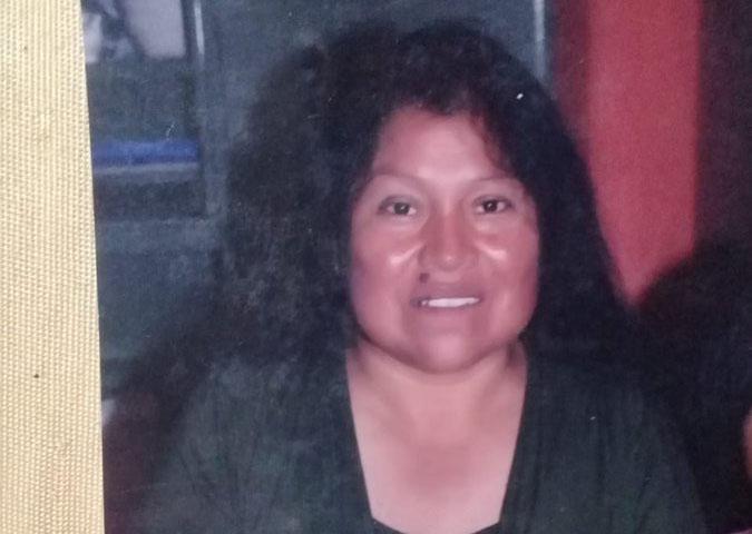 Margarita, de Texmelucan, viajó a Texcoco pero nunca llegó